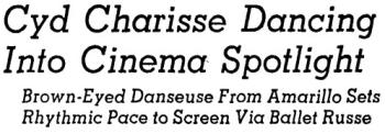 Charisse-1945