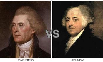 Jefferson-vs-adams