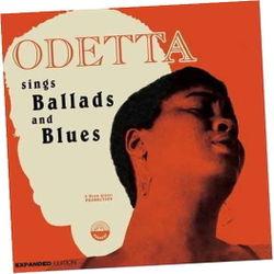 Odetta-albumcover