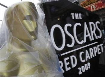 Oscarday-plastic