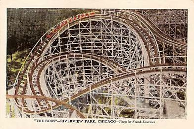 Rollercoaster-riverview