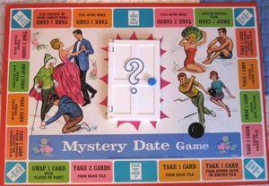 MysteryDateGameboard