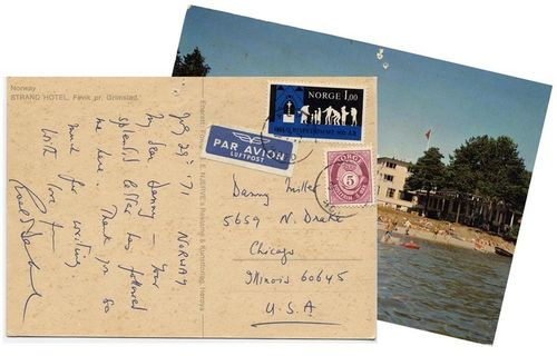 Roalddahlpostcard