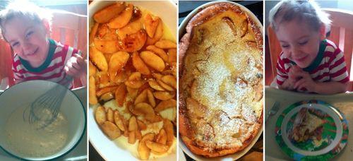 Charlie-applepancake