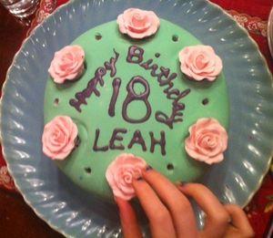Leah-cake