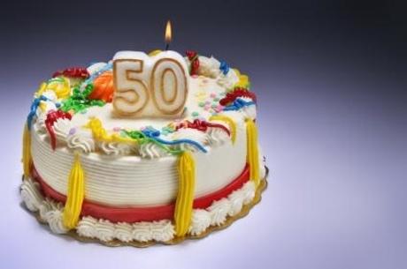 50birthdaycake