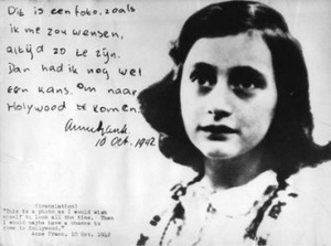 Annefrankhollywood