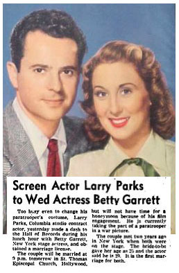 betty garrett and larry parks