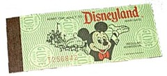 Disneylandticketbook