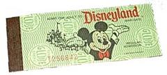 Disneylandticketbook
