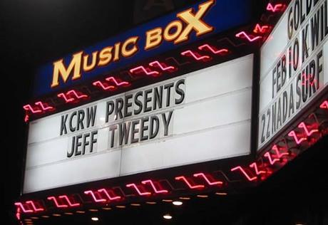 Tweedyshow